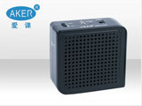 Aker portable tour guider amplifier