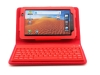 bluetooth keyboard for SAMSUNG PX1000 with leather case