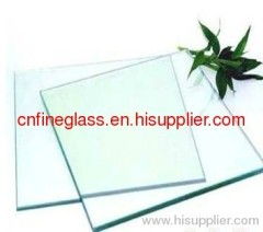 clear glass from Yantai