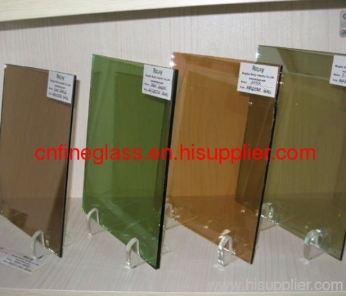 professional production of reflective glass