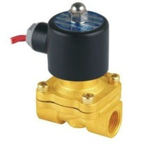 2W Model 2 Way Dayton Type Under Water Solenoid Valve Brass 2W160-10 SS Normal Closed And Open Water Proof
