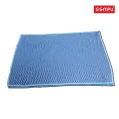 Microfiber Dual Sided Mesh Towel (XQC-C008)