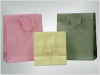 China most competitive kraft handle shopping bag