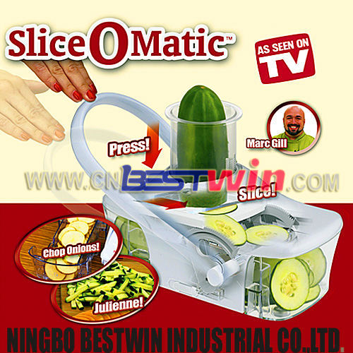 SLICE O MATIC AS SEEN ON TV
