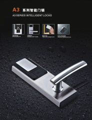 A3-603 hotel lock, hotel card lock, hotel door lock