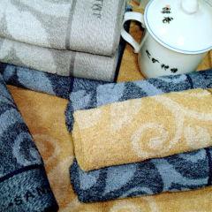 Pure Cotton Jacquard Bath Towel (XQB-C028)