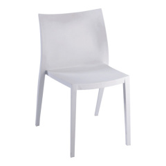 Fashion PP Simple Side Chair indoor dining room chairs living room furnitures