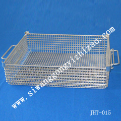 wire mesh stainless steel basket