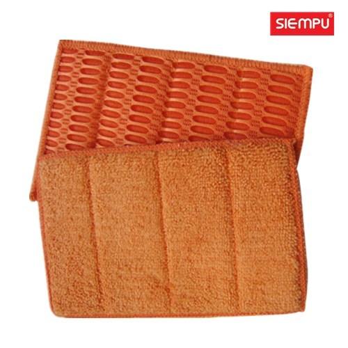 Microfiber Dish Cleaning Pad/Sponge(XQK-C012)