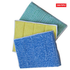MIcrofiber Kitchen Cleaning Cloth/Pad/Sponge(XQK-C013)