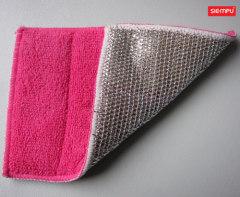 Microfiber Dish Cleaning Pad(XQK-C014)