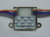Metal shell 9leds 3528 SMD Square module