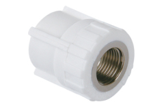 PPR Pipe Fittings Female Coupling