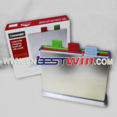 Plastic Folding Cutting Board