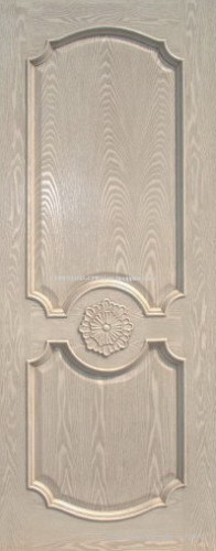 entrance door / solid wood door