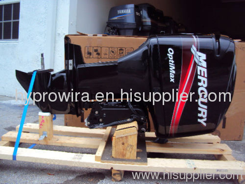2004 Mercury 150HP Optimax manufacturer from Indonesia Hyprowira