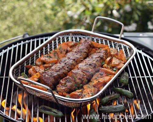 roast meat wire mesh