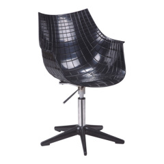 Gorgeous Black Gas Lift ABS Armchair Chair conference office the swivel Armchairs furniture chairs