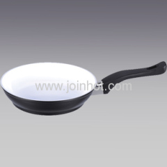 Forged ceramic coated non-stick frying pan