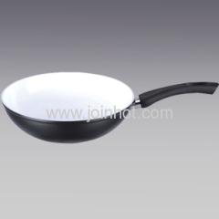 Ceramic non stick fry pan