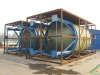 fiberglass reinforced plastic tank