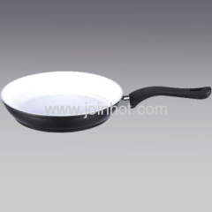Aluminum ceramic frying pan