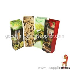 2012 quality wine paper bag