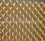 metal curtain decorative metal curtain