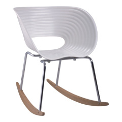 Modern white Rod Ron Arad Tom Vac Chair rocking Recliners the arm chairs furniture store
