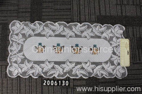Lace table mat