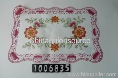 table plate mat