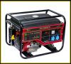 5KVA 4000rpm 50-60HZ gasoline generator 110V 220V 380 V