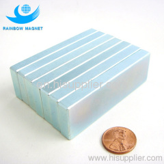 Neodymium Iron Boron Rectangular Block Magnets