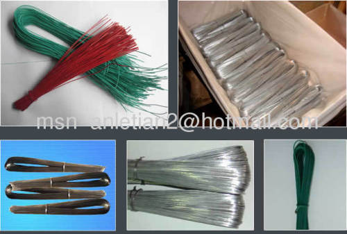 galvanized U type wire
