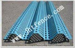 Wind wire mesh