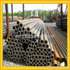 Din St42/St45/St52/St52.4 seamless steel pipe and tube