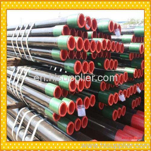API5L GrB/X42/X46/X52/X56/X60 PSL1 seamless steel line pipe