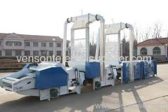 cotton waste/textile waste recycling machine