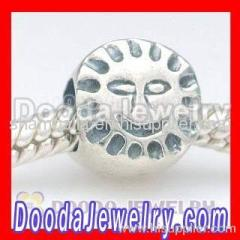 Wholesale Silver european Charms