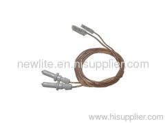 gas cooker Spark plug ignition electrode