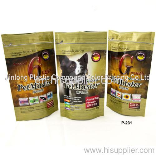 pet food pouch