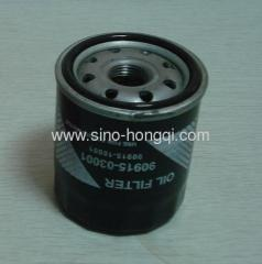 Oil filter 90915-10001 for Toyota