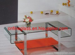 table glass/ bending glass
