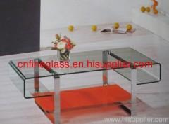 table glass/ bending glass