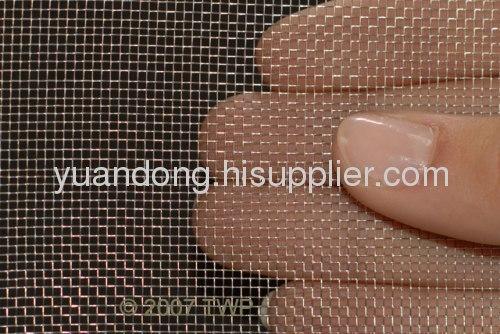 plain twill dutch weave stainless steel 304 304L 316 316L