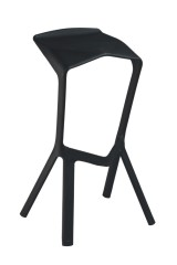 Exquisite design PP Miura Stool bar chair counter bistro pub stools living room furniture barstools chairs wholesale
