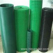 PVC coated galvanized welded wire mesh(high quality)