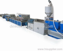 board extrusion lines