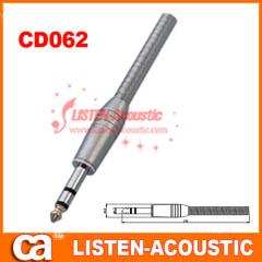 6.3mm mono / stereo plug connector CD062/062N