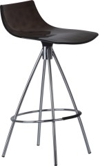 Fashion Arcylic Bar Chair stool club pub bistro counter height bar chairs home bar furniture wholesale